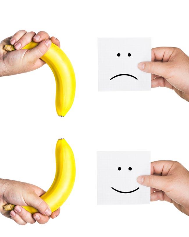a banana that looks like a penis