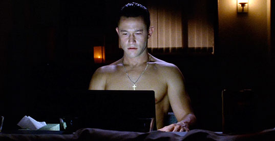 Don Jon watching too much porn secretly