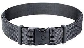Nylon belt with buckle example.