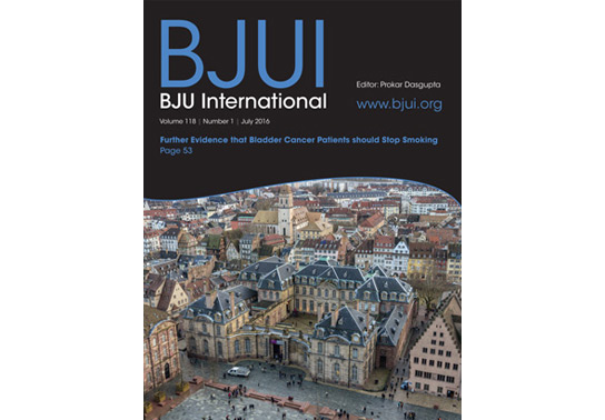 BJUI cover logo