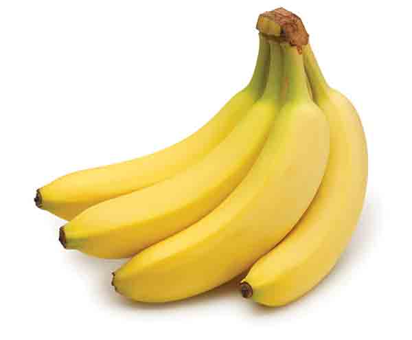 Bananas are a food that can help penis size.
