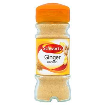 Ginger shaker