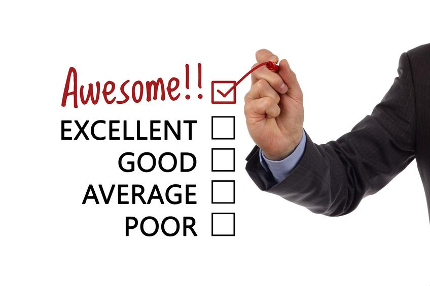 a testimonial review checklist