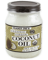 coconut oil to be used in anal sex