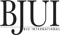 logo for the British Journal of Urology International