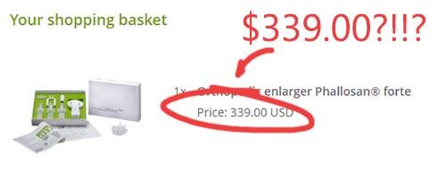 phallsoan price rating