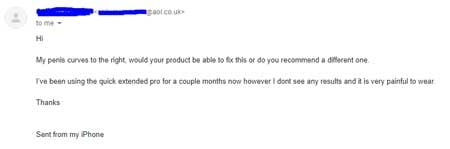 customer review of quick extender pro