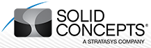 solid concepts manufacturing logo
